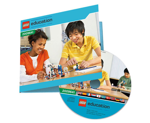 """Пневматика"" (2009641) Комплект заданий Lego Education"