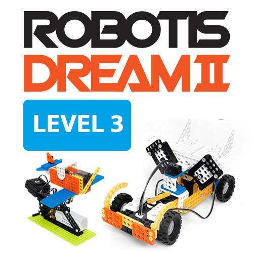 ROBOTIS DREAM Ⅱ Level 3 Kit