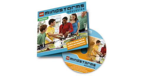 «Экоград» (20009594) Комплект заданий Lego Mindstorms Education
