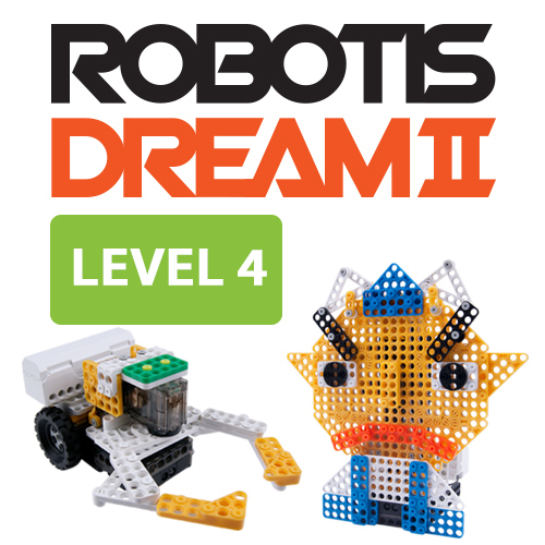 ROBOTIS DREAM Ⅱ Level 4 Kit