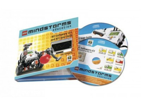 Программное обеспечение NXT 2.0 (2000080) LEGO Mindstorms Education